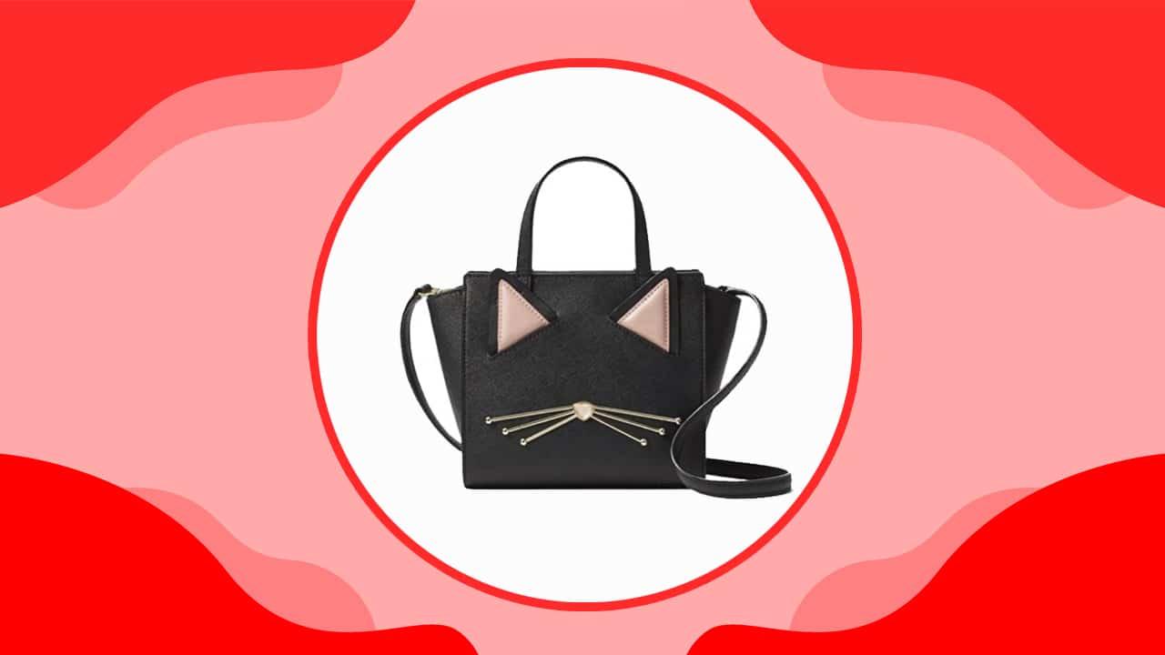 Adorable Cat Head Handbag