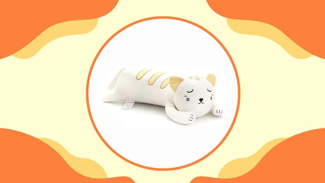 Animal Kitten Pillow