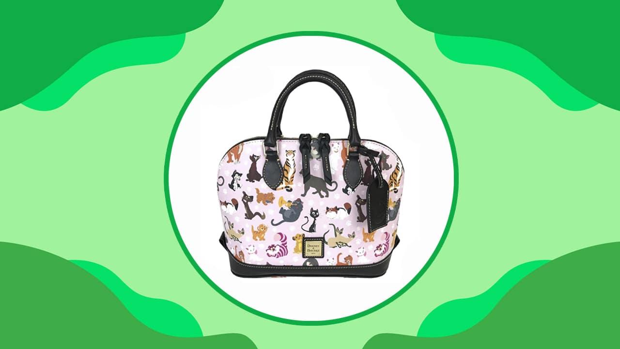 Disney Cats Handbag by Dooney & Bourke